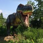 恐竜ロボットを作った会社